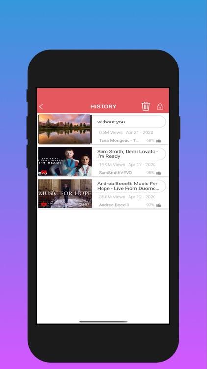 MX Tube:Stream Ply Dailymotion screenshot-6