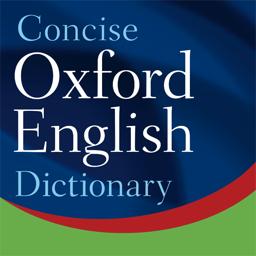 Ícone do app Concise Oxford Dictionary