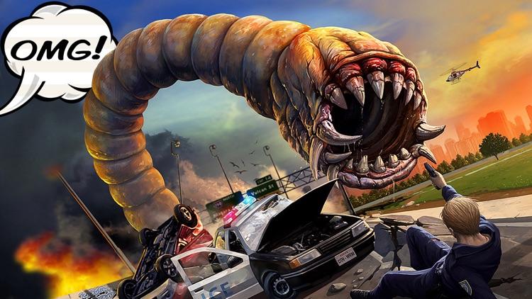 Death Worm™ Deluxe screenshot-0