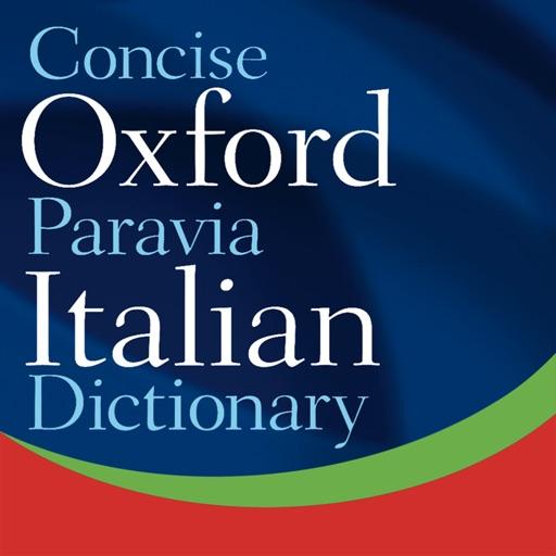 Conc. Oxford Italian Dict.