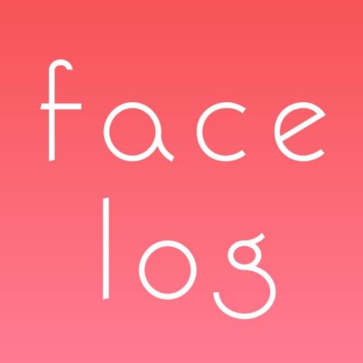 FACE LOG -スマホでスキンケア
