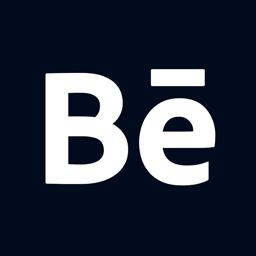 Ícone do app Behance – Portfólios Criativos