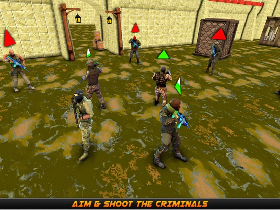 Sniper Strike Shooting Battle screenshot 8