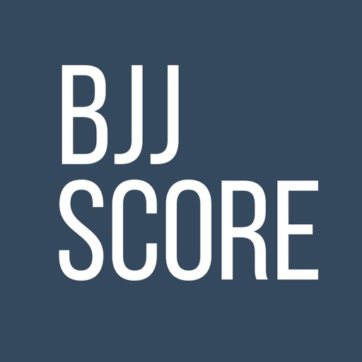 BJJ Score