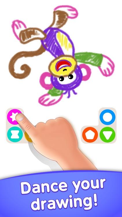 Drawing kids games for toddler screenshot-3