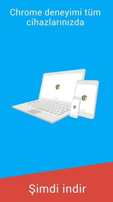 Screenshot for Google Chrome in Turkey App Store