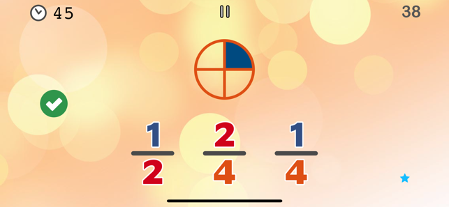 ‎Math Champions lite for kids Screenshot