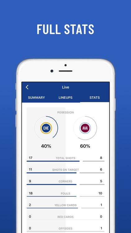 Blues Live - Unofficial app screenshot-5