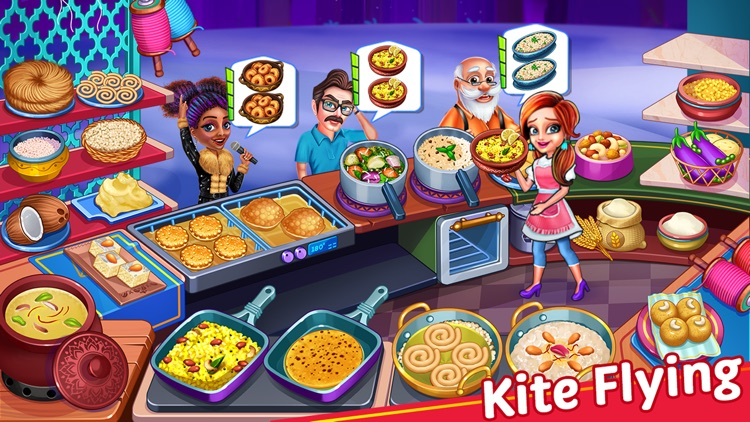 Cooking Express 1 screenshot-3
