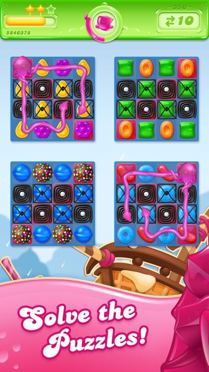 Candy Crush Jelly Saga screenshot-4