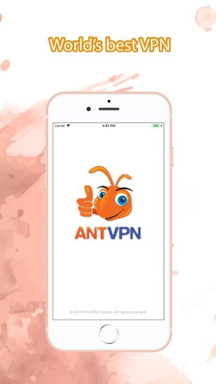 AntVPN - Fast & Secure VPN