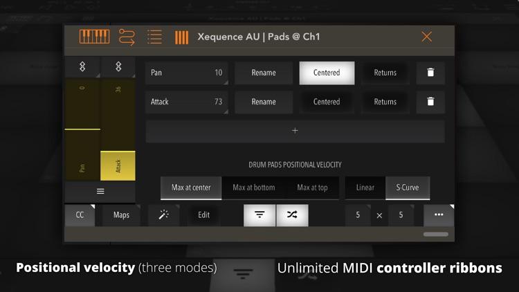 Xequence AU | Pads screenshot-4
