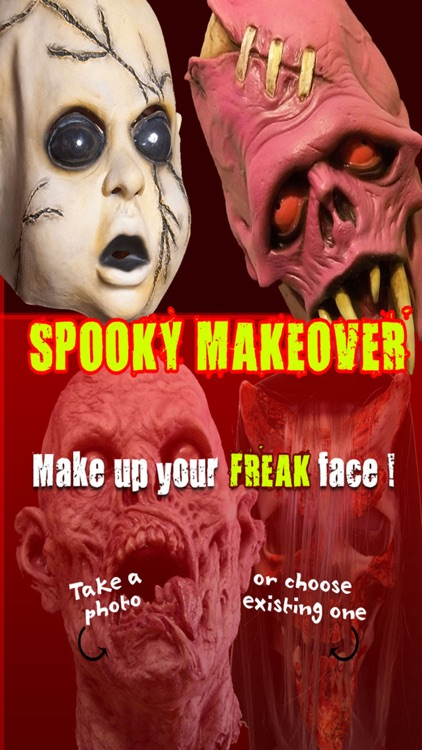 Spooky Makeover for Halloween