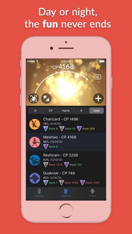 Pocketdex for Pokémon GO screenshot-7
