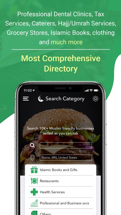 Muslim Directory: Azan screenshot-3
