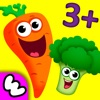 儿童游戏 2:宝宝拼图和3岁-6岁婴幼儿早教育