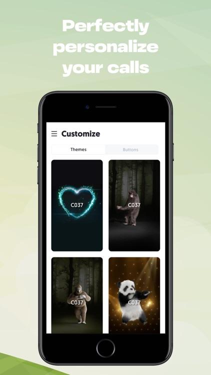 Cally - Voice and Video Calls screenshot-3