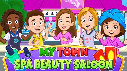 Screenshot for My Town : Beauty Spa Saloon in Sweden App Store