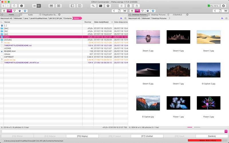 文件管理软件 CRAX Commander for Mac