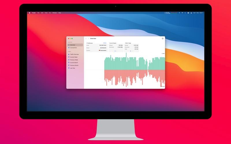 NetWorker Pro Screenshots