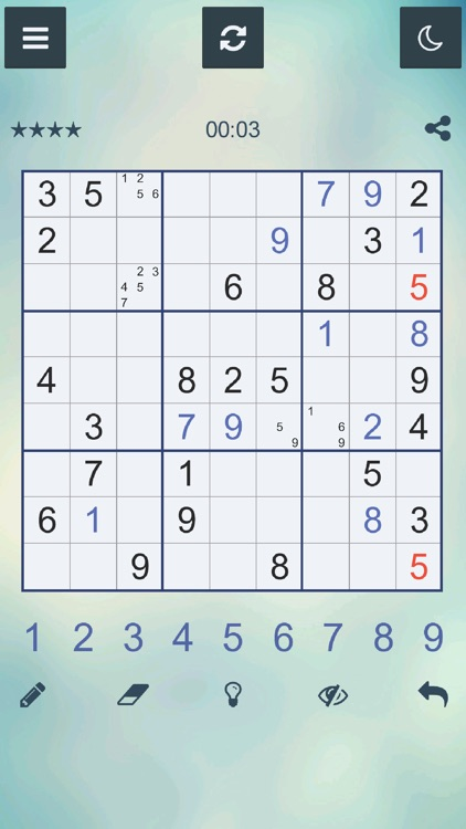 ™ Sudoku screenshot-2