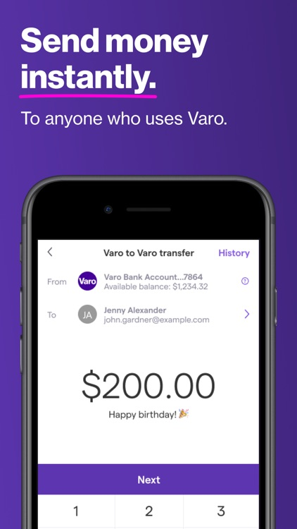 Varo Bank: Mobile Banking screenshot-6