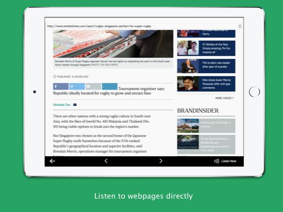NaturalReader Text to Speech iPad