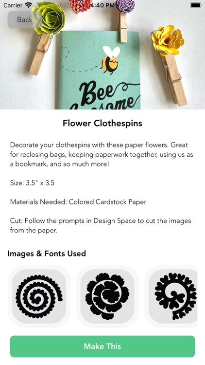 Designs for Cricut + screenshot-2