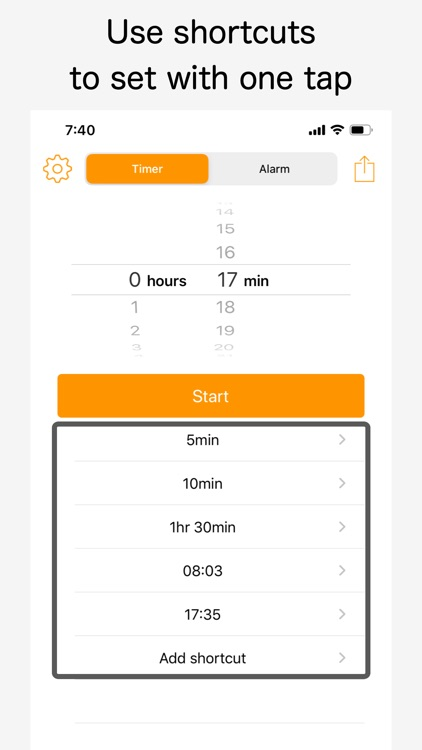 Viberation Alarm screenshot-3