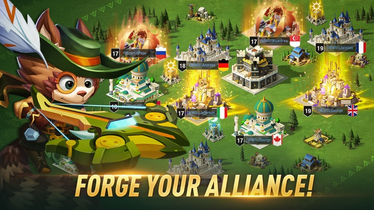 Legion of Ace: Chaos Territory screenshot-5