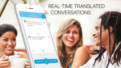 Translate Me - Live Translator app image