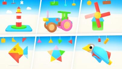 Puzzle Shapes - 幼児教育パズルのおすすめ画像7