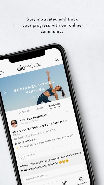 Alo Moves screenshot-4