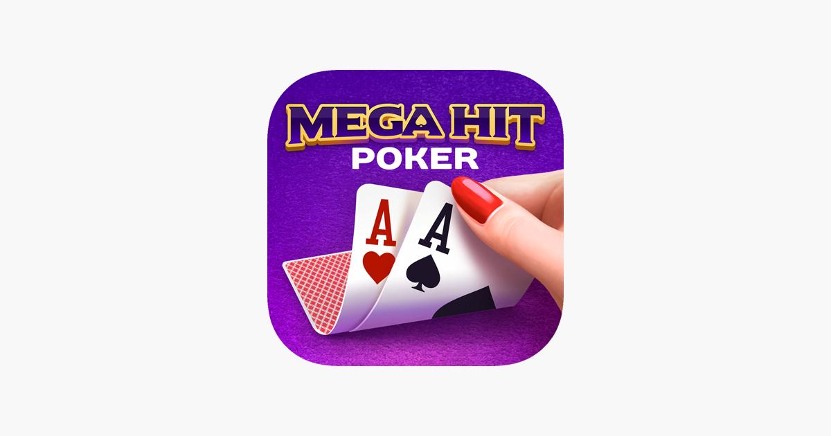 Mega Hit Poker Texas Holdem Di App Store