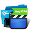 1-Click Video Converter - AnyMP4 Studio