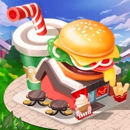 汉堡模拟器-送美食小当家