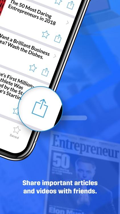 Entrepreneur Magazine screenshot-4