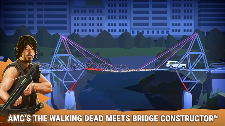 Bridge Constructor: TWD screenshot-0