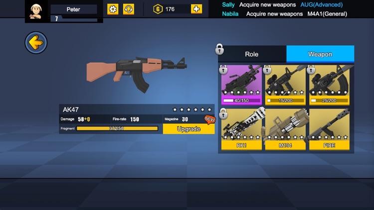 Dual-Role Shoot screenshot-7