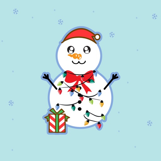 Christmas Buddy Snowman Maker