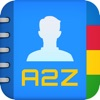 Groups + A2Z Contacts - iPhoneアプリ