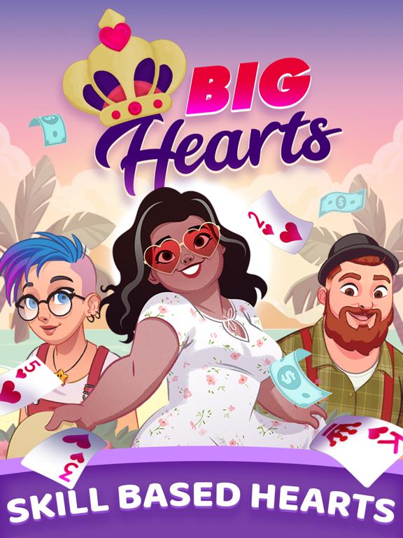 Big Hearts - Card Game screenshot 6