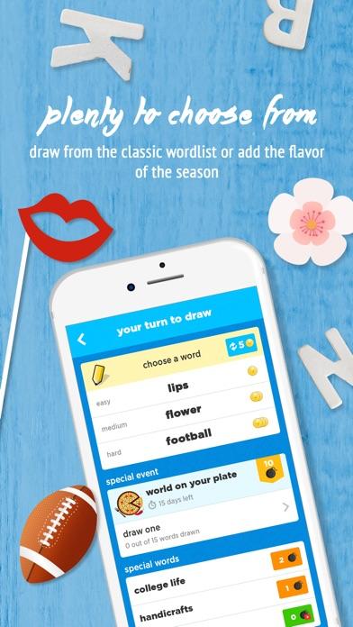 Draw Something screenshot1