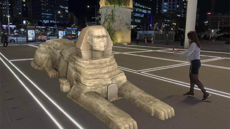 Tutankhamun AR screenshot-0