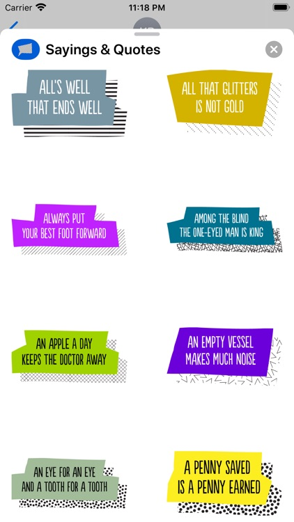 Sayings & Quotes screenshot-3