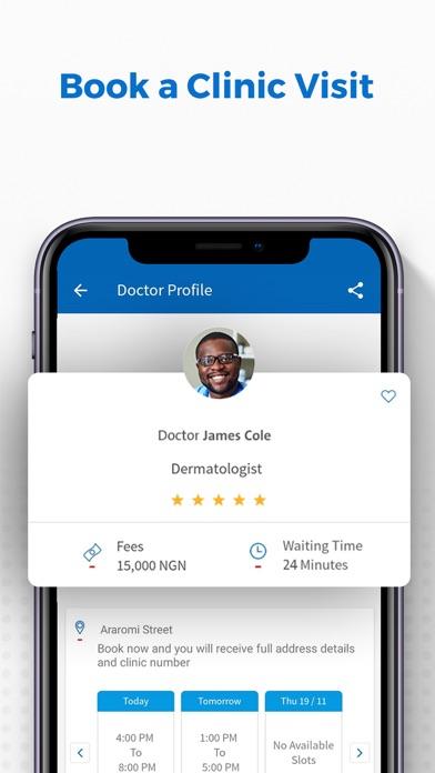 Vezeeta - Doctors & PharmacyScreenshot of 2