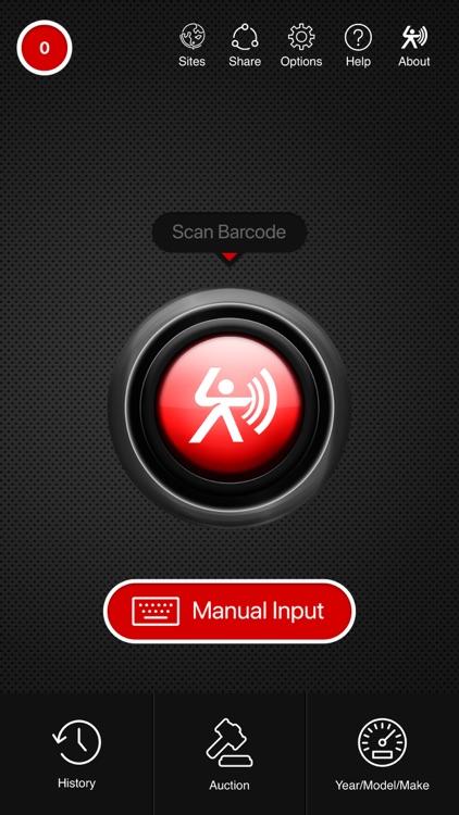 VIN Scanner - Laser Appraiser screenshot-0