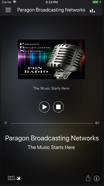 Paragon Broadcasting Networks