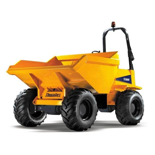 CPCS A09 Tipping Dumper Exam