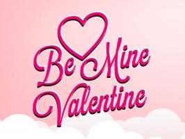 San Valentine's Wishes Sticker